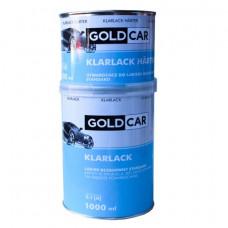 Gold Car - Лак акриловий PREMIUM HS 2:1 1л + затверджувач 0,5л