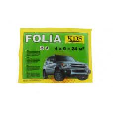 KDS - Плівка захисна 4 х 6 м (7 мкм)