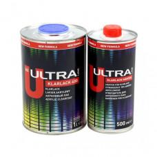 NOVOL - ULTRA LINE Лак акриловий 300 MS 2+1 1л + затверджувач 0,5л