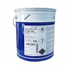 Фарба поліуретанова  універсальна AkzoNobel XC 500 D-DUR В01 біла