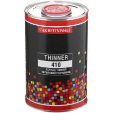 CS System - Розчинник акриловий стандартний Thinner 410 1л
