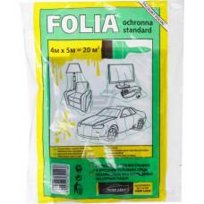 FOLIA - Плівка захисна 4 х 5 м (5 мкм)