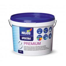 SPEKTRA Premium Інтер'єрна фарба придатна до волого стирання біла В1 10л