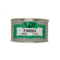 KDS - Фінішна шпаклівка біла FINISH 1,8кг