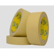KDS - Скотч професійний жовтий AUTO 18мм х 36м (80°C)