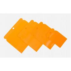 NCPro - Набір пластикових шпателів (4 шт)
