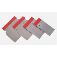 NCPro - Набір шпателів із сталі комплект (4 шт)