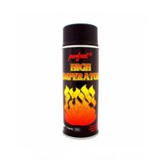Спрей PERFECT DECO LACK - високотемпературна чорна 600°С 400мл