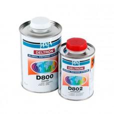 PPG - Лак акриловий Deltron D800 LS 2+1 1л лака +затверджувач 0.5л
