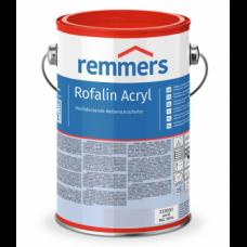 Універсальна високоадгезаційна водна фарба біла Rofalin Acryl Basis A матова