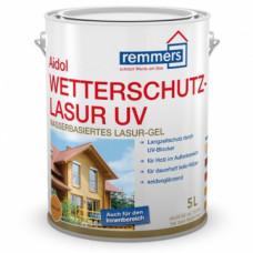Лазурь-гель з УФ-захистом Wetterschutz-Lasur UV безкольорова шовковисто-глянсева