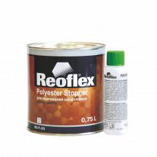 Reoflex - Шпаклівка рідка Spray 0,8л