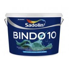 Фарба для стін і стелі BINDO 10 ВW біла 10 л