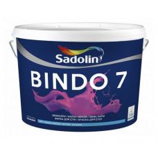 Фарба для стін і стелі BINDO 7 ВW біла 1л