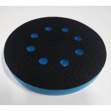 SMIRDEX - М'яка підкладка на липучці d 125мм (8 отв)